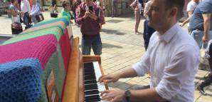 Street Piano 2019