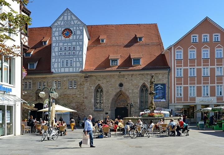 Reutlinger Marktplatz