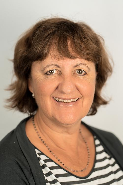 Bezirksbürgermeisterin Ute Dunkl