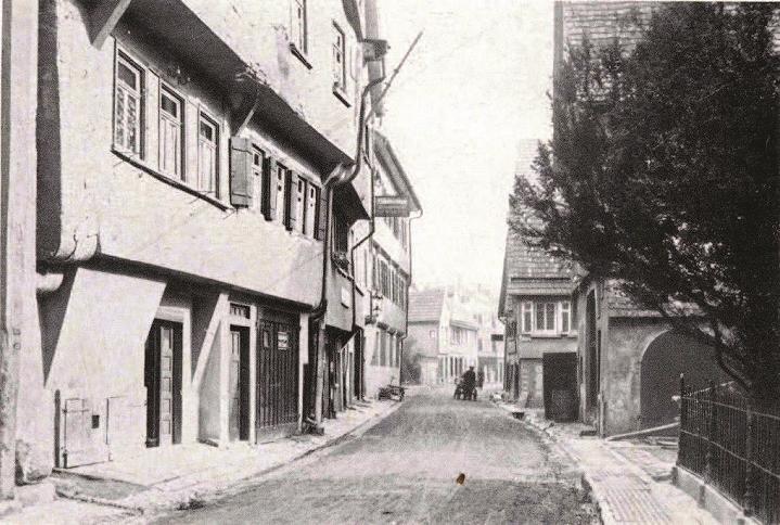Oberamteistraße 30 und 32