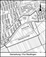 Übersichtsplan Straßenbenennung Orschel-Hagen Süd