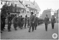 Franzosen in Reutlingen