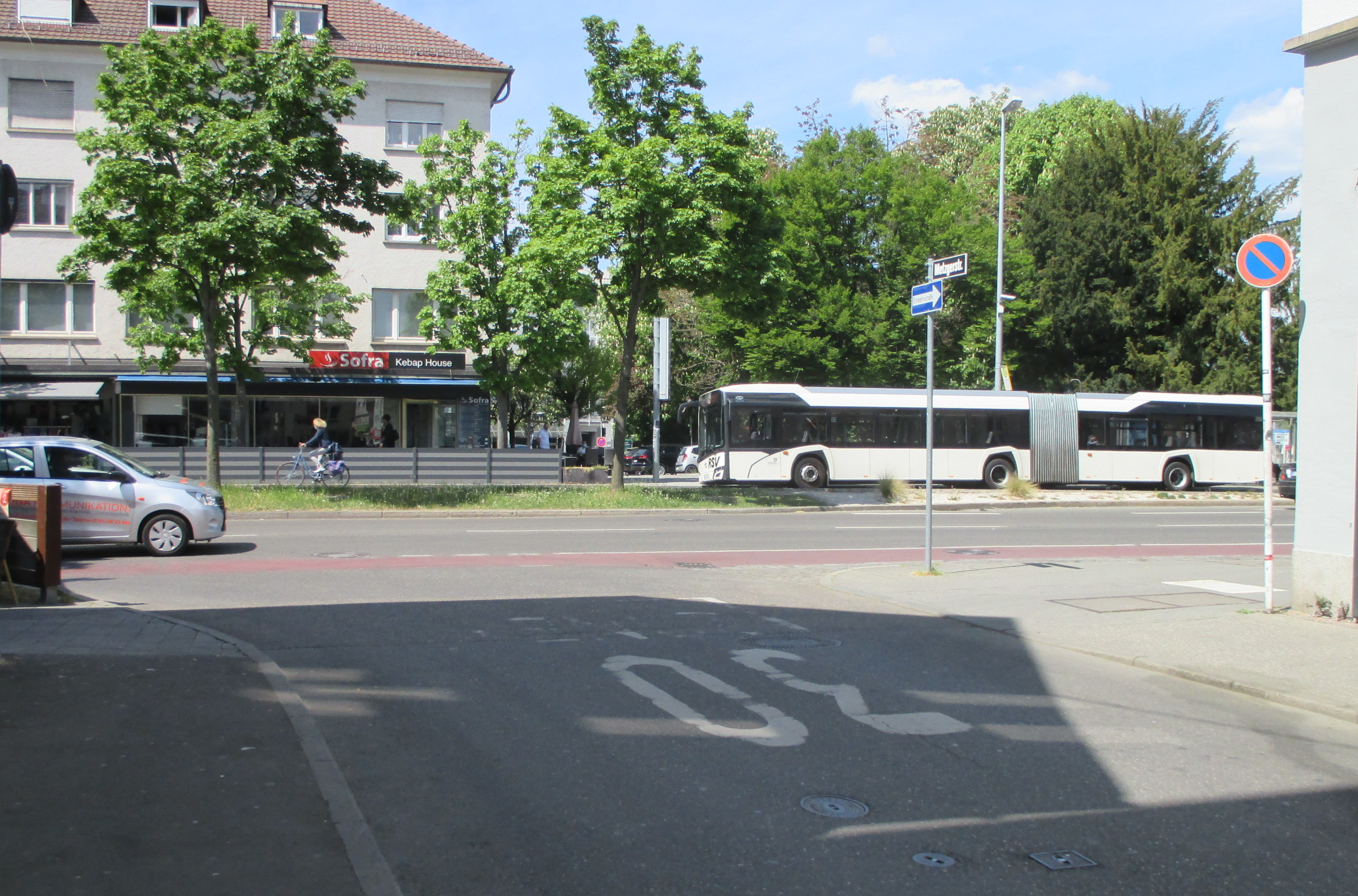 Metzgerstrasse A