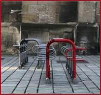 Fahrrad-Abstellanlagen