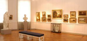 Blick in das Déchelette-Museum von Roanne