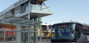 Der Bahnhof von Roanne
