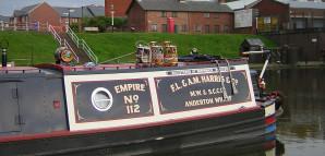 Das Boat-Museum von Ellesmere-Port