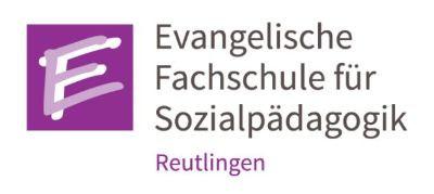"""Das Logo zeigt ein """"E"""" vor einem violetten Hintergrund."""