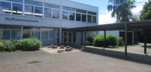 Haupteingang der Gemeinschaftsschule