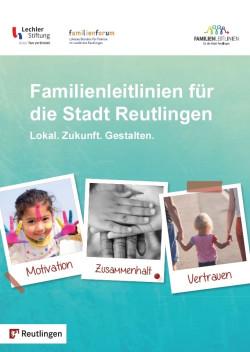 Reutlinger Familienleitlinien Bericht - Vorderseite