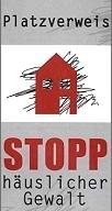 Logo Platzverweis - Stopp häuslicher Gewalt