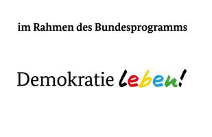 Logo_Im Rahmendes Bundesprogramms Demokratie Leben