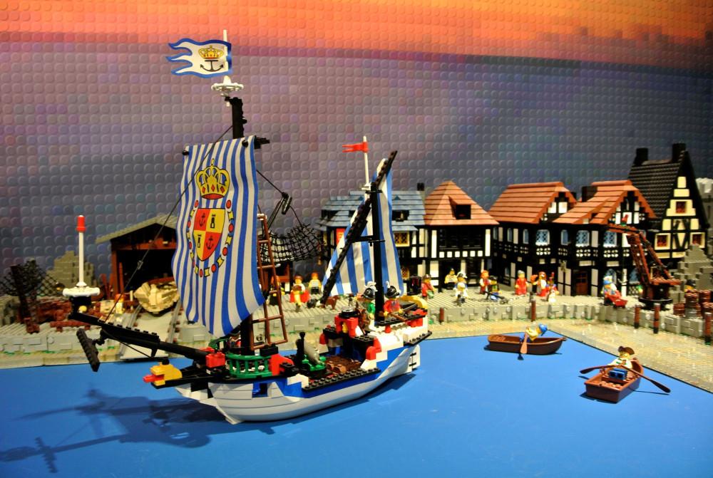 Heimatmuseum Ausstellung Lego Piraten