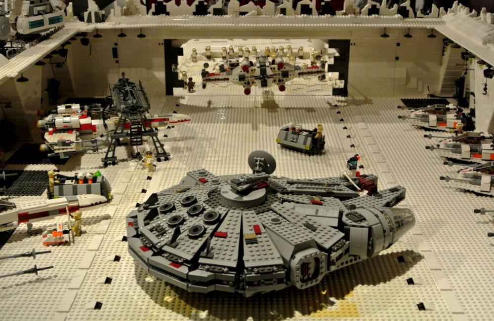 Heimatmuseum Ausstellung Lego StarWars