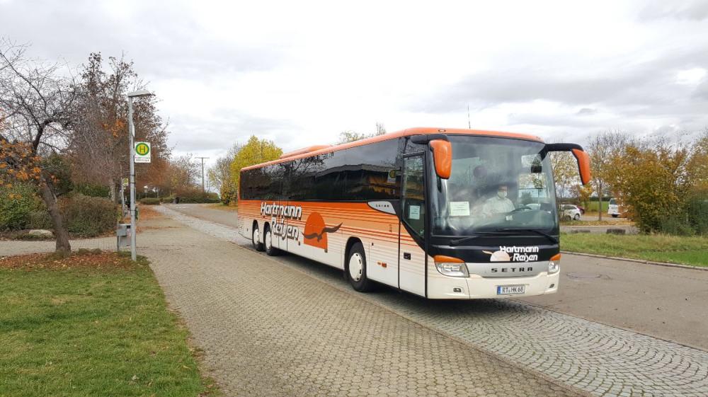 Verstärkerbus der RSV