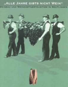 Plakat Weinbau