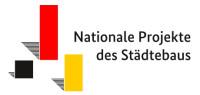 Logo Nationale Projekte des Städtebaus