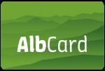 AlbCard Logo