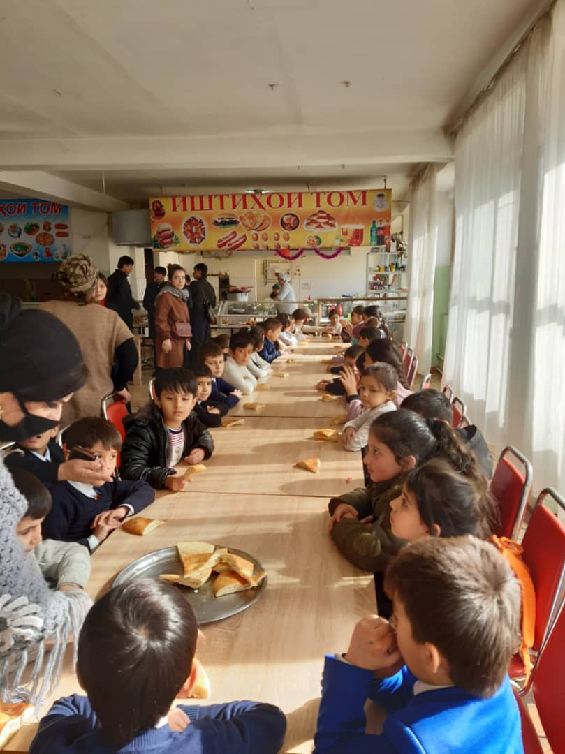 Fotoausstellung Kinder in Duschanbe