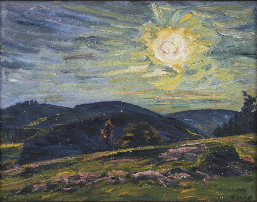 Wilhelm Laage - Septemberabend