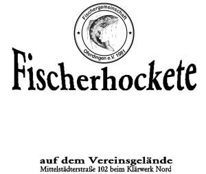 Fischerhockete