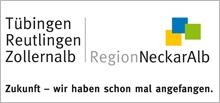 Logo der Standortagentur Region Neckar-Alb