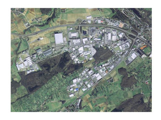 Luftbild Mark-West
