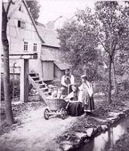 Betzinger Tracht (Fotografie 1860er Jahre)