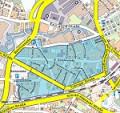 Parkgebiet Tübinger Vorstadt (Zone T) - Zum Vergrößern bitte anklicken