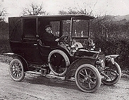 Das erste Reutlinger Taxi